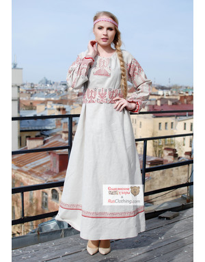 slavic dress makosh