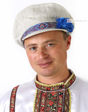 linen kartuz headwear