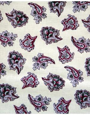 Textile russe '' Buhara ''