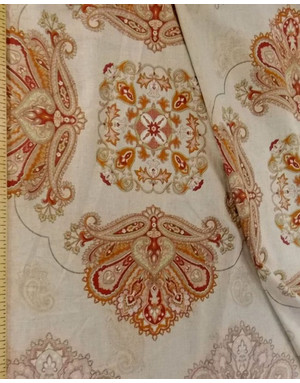 {[en]:Ethnic fabric by the yard Royal}