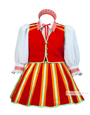 Lithuanian dress