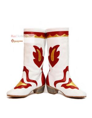 Tatar boots