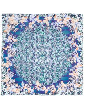 Silk scarf ''Butterflies''