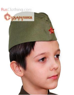 Russian pilotka