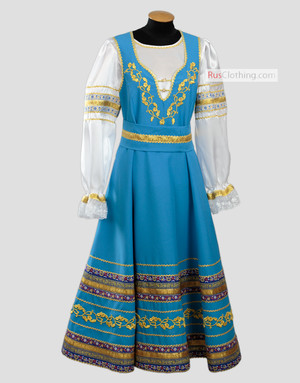 theatrical costume Russia
