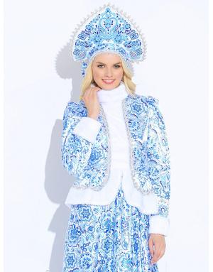 Snow Maiden costume ''Snegurochka''
