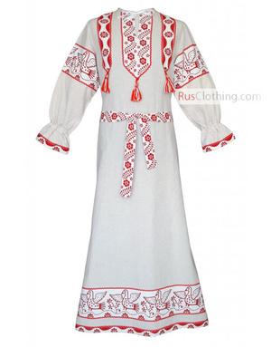 slavic dress