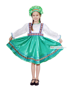 Kalinka dance dress