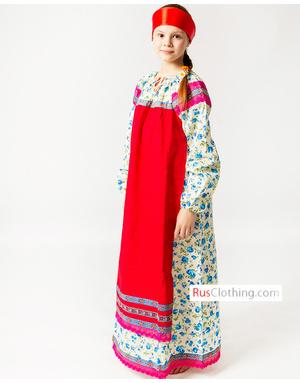 Folk dance dress