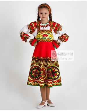Folk dances dress