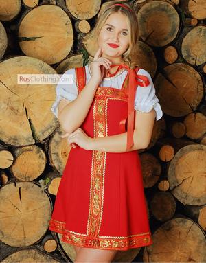 Kalinka dress