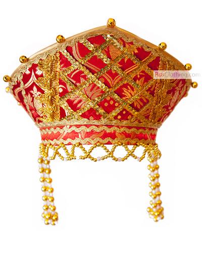 Red kokoshnik ''Sudarinya''
