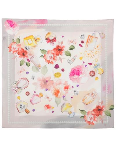Silk scarf ''Perfumery''