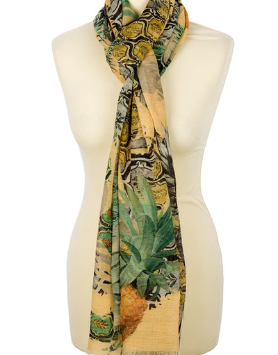Shawl Wrap ''Tropical''