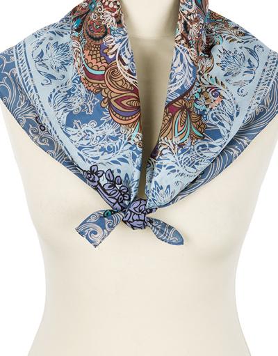 Foulard en coton ''Frosty pattern''