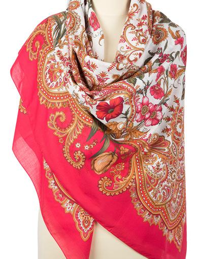 Cotton shawl ''Lydia''