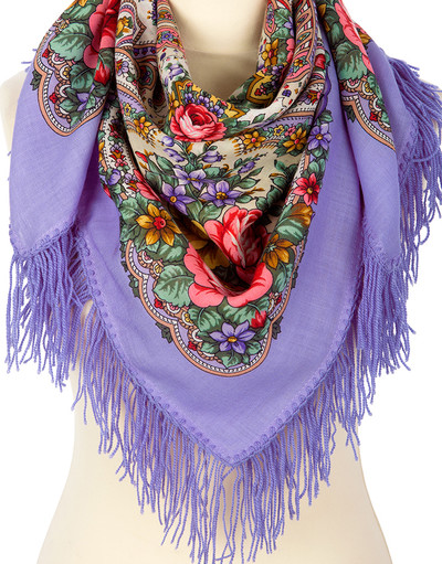 Wool shawl ''Charmer''