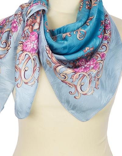 Silk shawl ''Coquette''