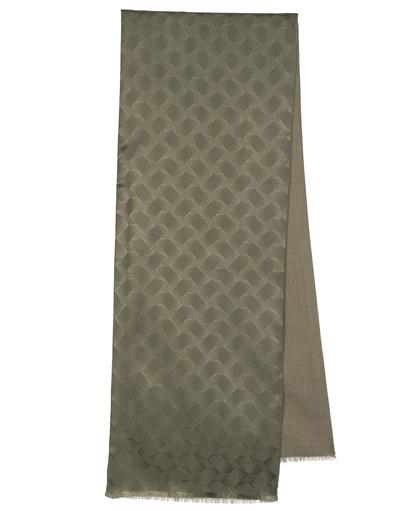Foulard en soie pour l'homme avec laine ''Rhombus''