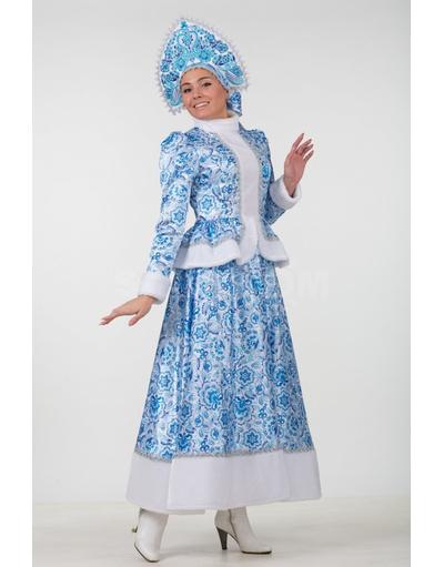 Russian Snegurka Costume Gzel