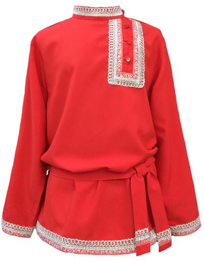Boys cotton Russian shirt Ruslan for boys