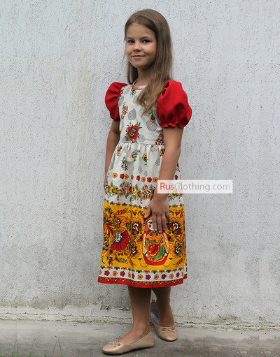 summer girls dresses