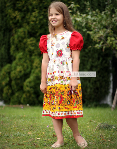 linen girls dresses