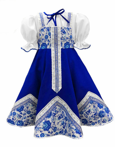 Russian ballet dance dress ''Olya''