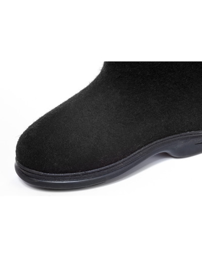 Russian Felt Boots Valenki Black for men