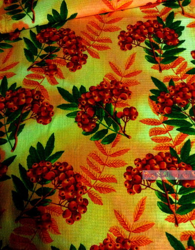Waffle Cotton Fabric by the yard ''Rowan''