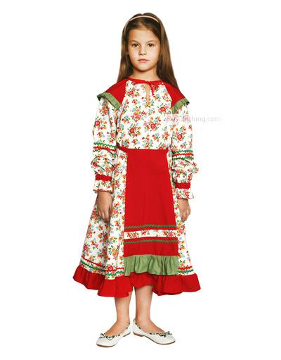 Russian dress