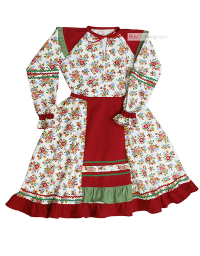 folk dance costume