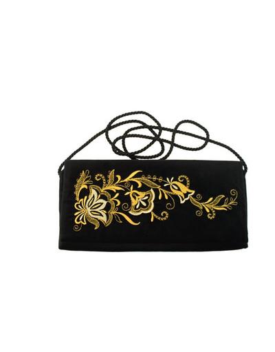 Clutch Evening Bag ''Alicia''}
