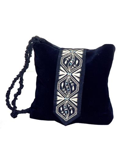 Black Evening Bag ''Flicker''}