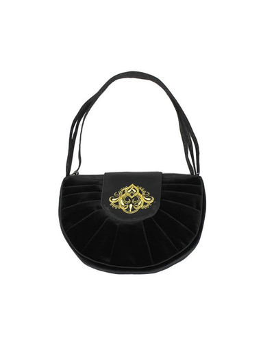 Small Black Evening Bag ''Song''}