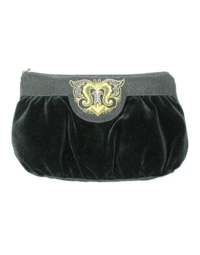 Sac a Main Chaine Pochette Elegant ''Fatinia.''}