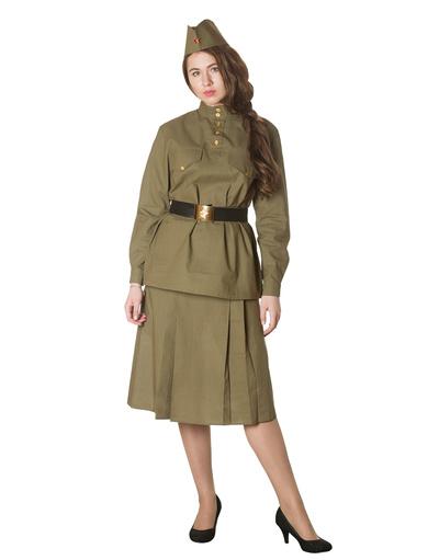 Soviet Russian Uniform  for women