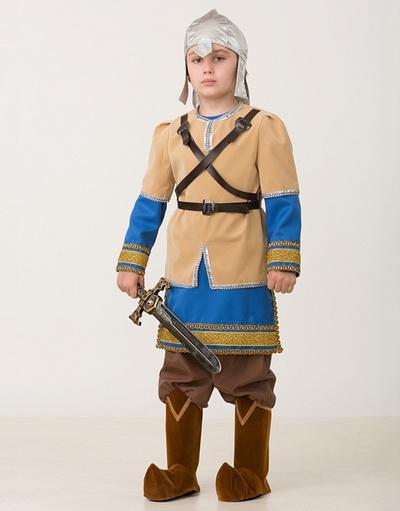 Bogatyr Costume ''Alesha Popovich''