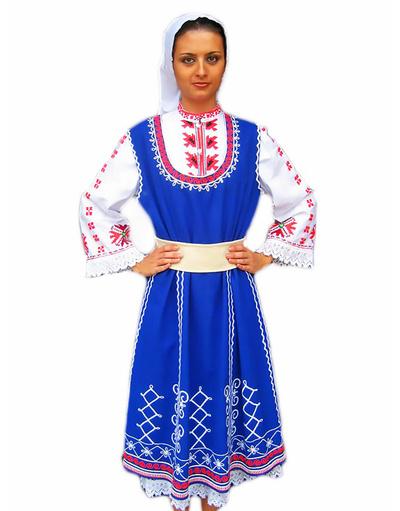 Bulgaria costume