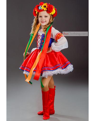 Ukrainian dance dress