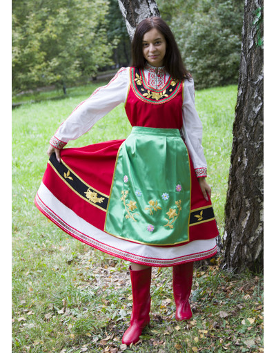 Bulgarian fancy dress
