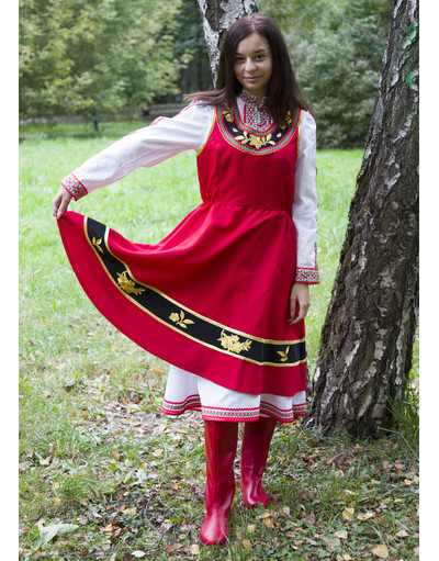 Bulgarian traditional clothing