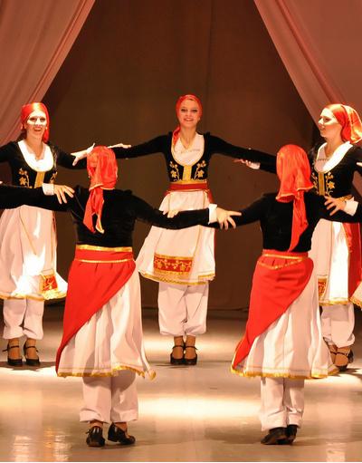 Greek national costume