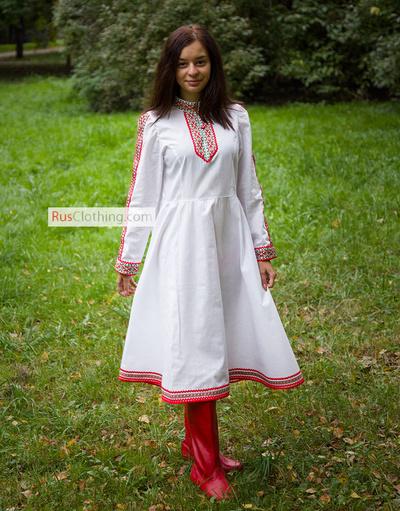 Bulgarian dress