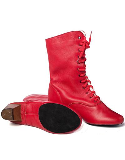 Dance shoes split sole