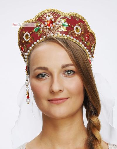 Russian tiara