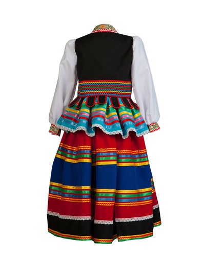 Polish folk clothing