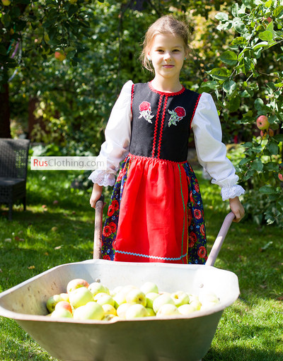 Poland national dress