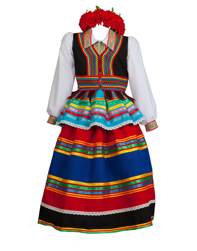 Polish national costume