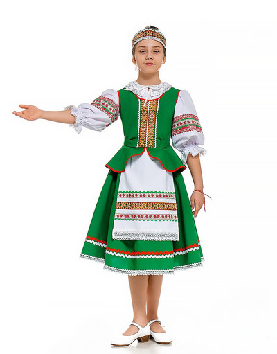 Traditional Slavic Costume